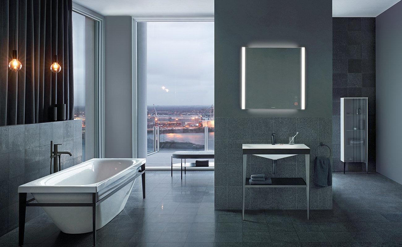 Badezimmer Ideen 12: Duravit definiert die Trends modern
