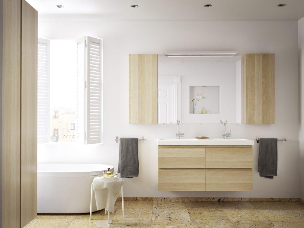 Badezimmer Beleuchtung Ideen für das richtige Licht im Bad ...