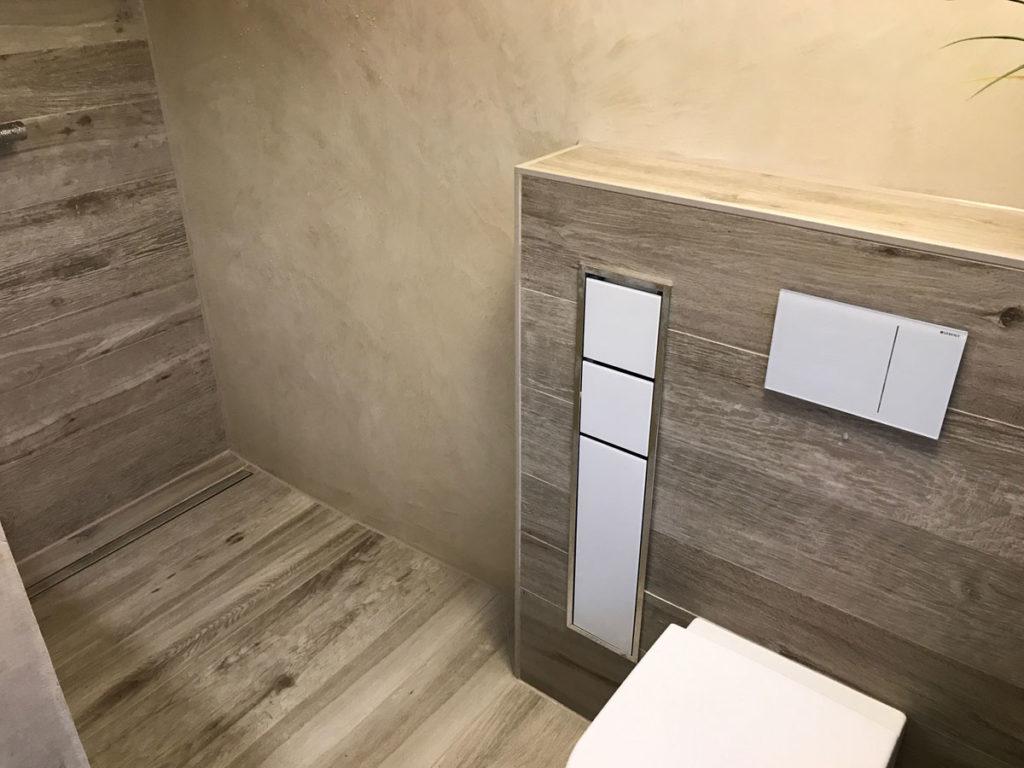 11 Ideen für Badezimmer mit Fliesen in Holzoptik ...