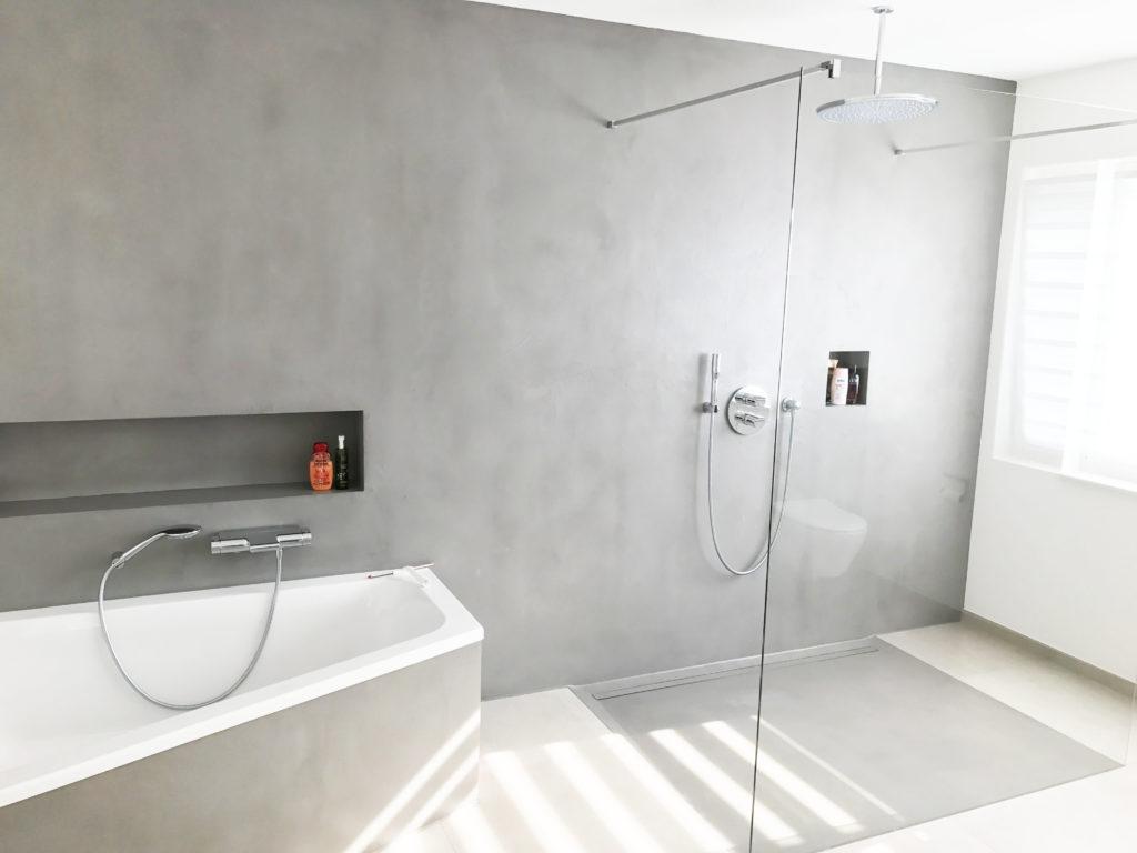 Fugenloses Bad: Lösungen und Varianten für ein modernes Badezimmer