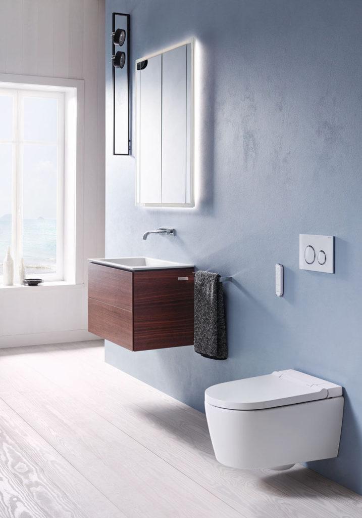 9 Ideen Fur Farbige Wande Im Badezimmer Badratgeber Com