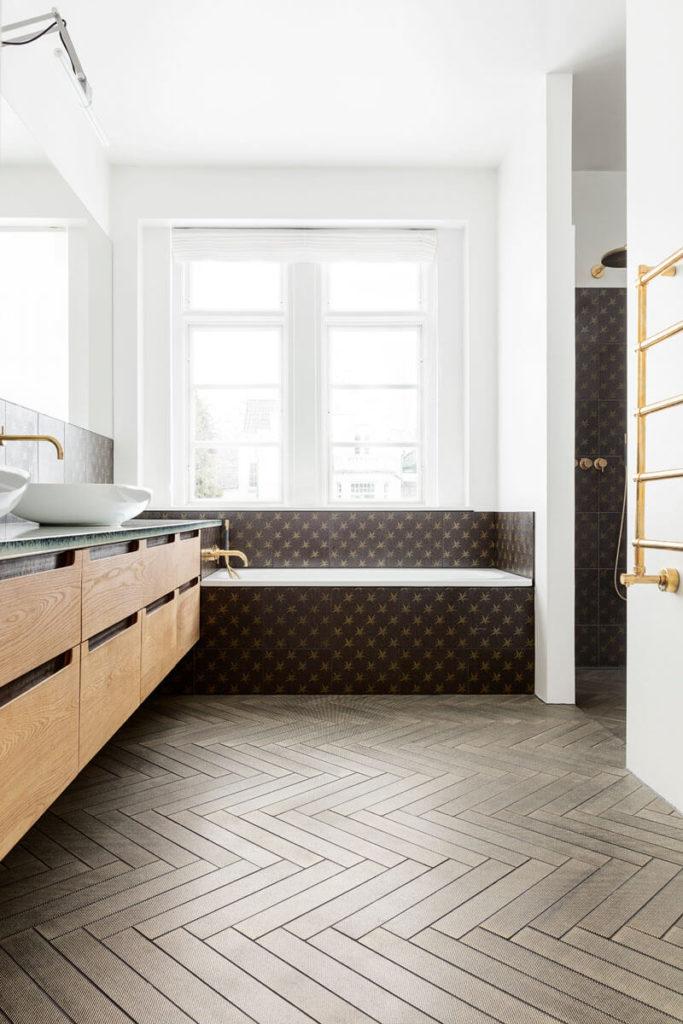 17 Ideen Fur Holz Waschtische Schone Unterschranke Aus Eiche