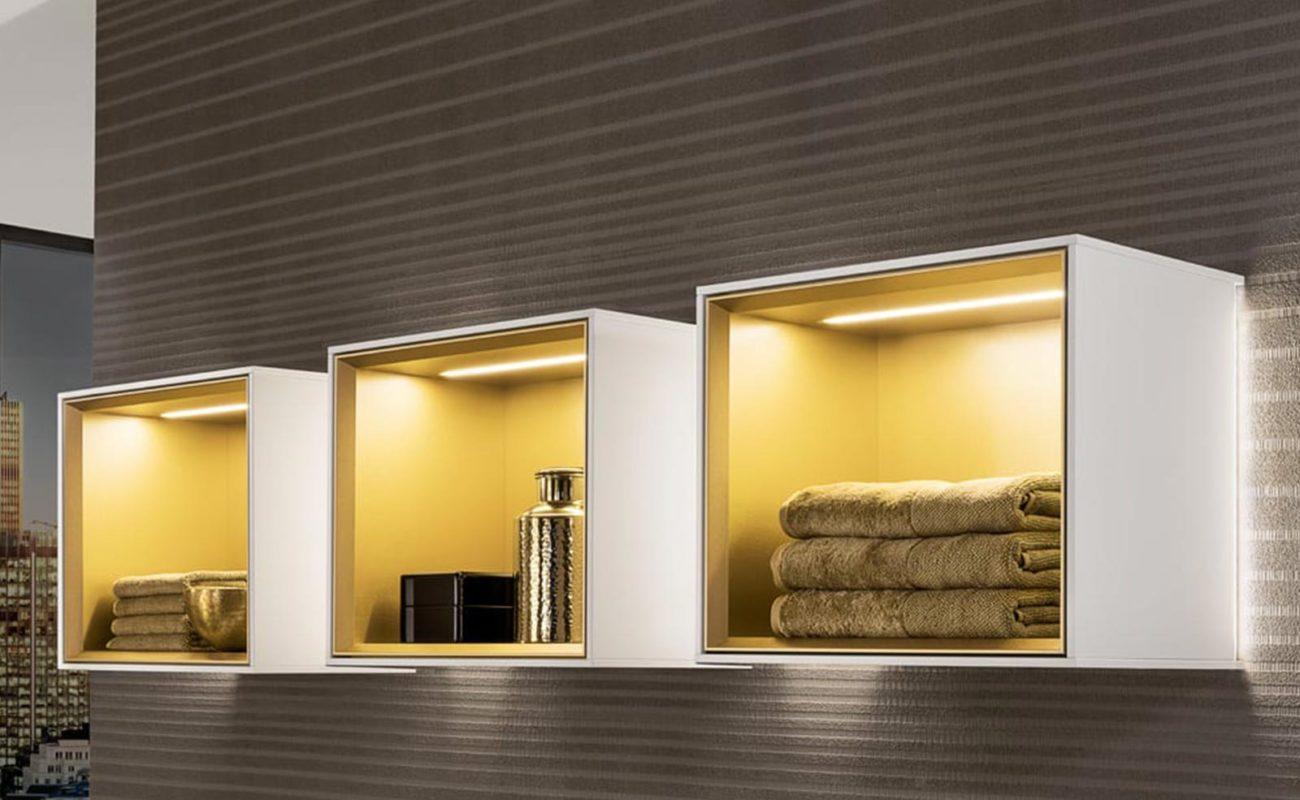 Beleuchtung im Badezimmer – Ideen für Lichtkonzepte von ...