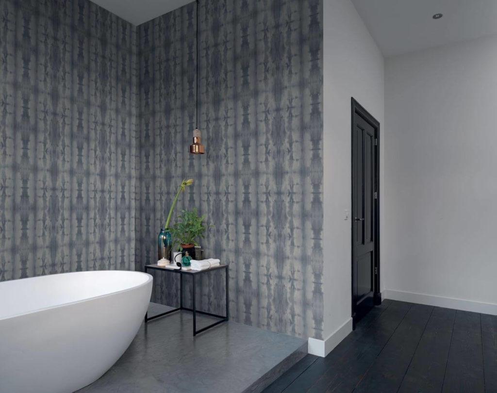 Tapeten im Badezimmer: Die schönsten Ideen für die Wandgestaltung