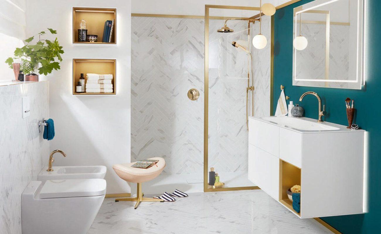 Ideen für Luxus Bäder von Villeroy & Boch: Premium-Bad ...