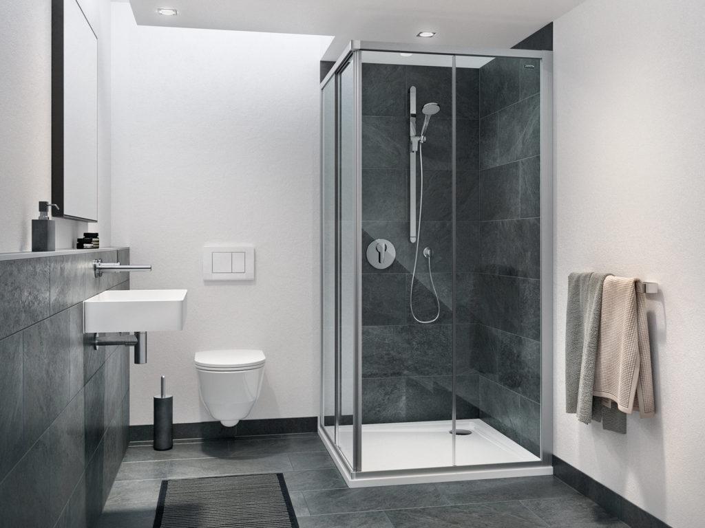 Putz im Bad: Vom Preis über den richtigen Putz bis hin zur ...