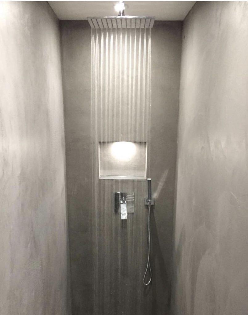 Putz im Bad Vom Preis über den richtigen Putz bis hin zur ...