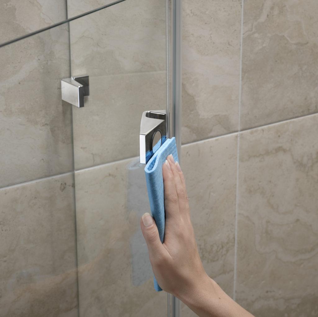 Duschkabine aus Glas reinigen Die besten Tipps gegen Kalk und ...