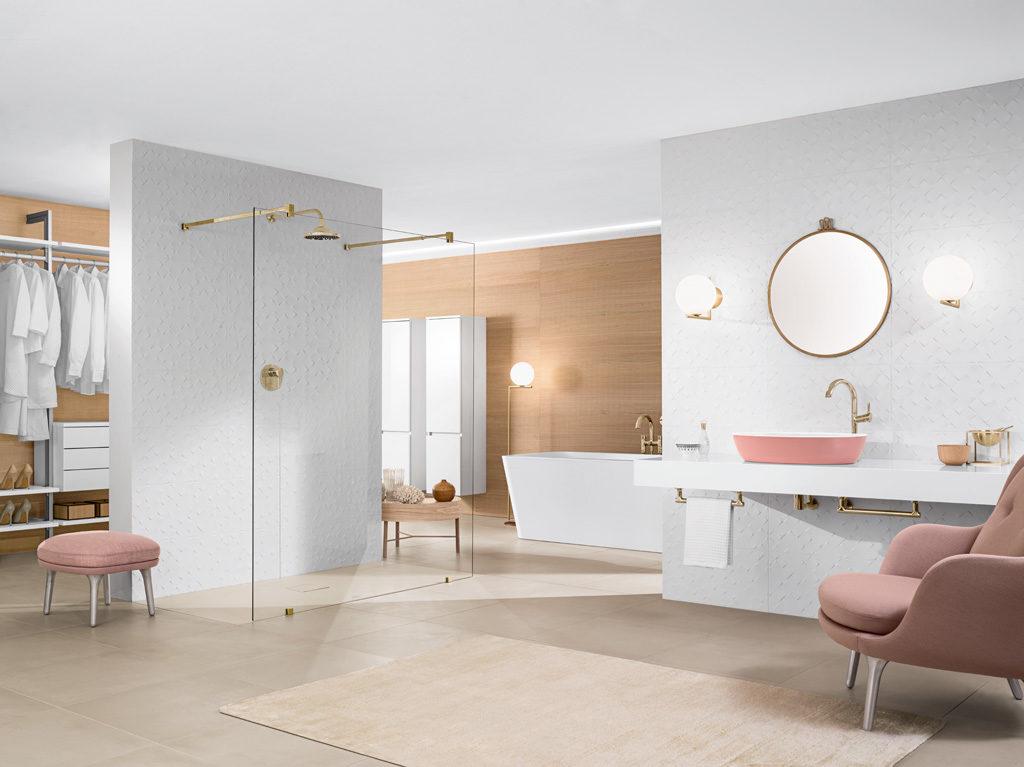 Bodengleiche Dusche: Duschfläche oder Fliesen? Ideen und ...