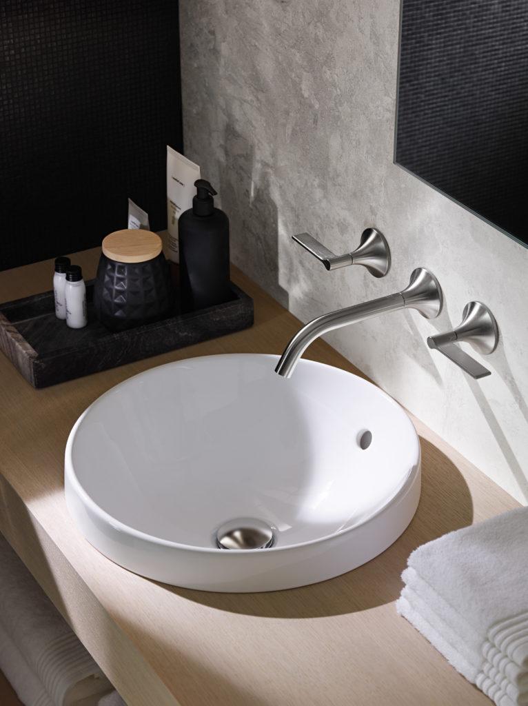 Waschbecken im Bad Richtige Höhe und Abstände – Badratgeber