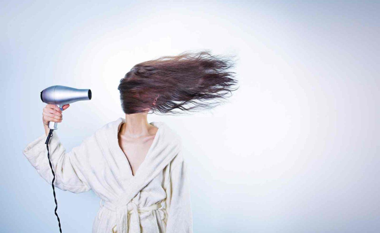 Haare entfernen Bad