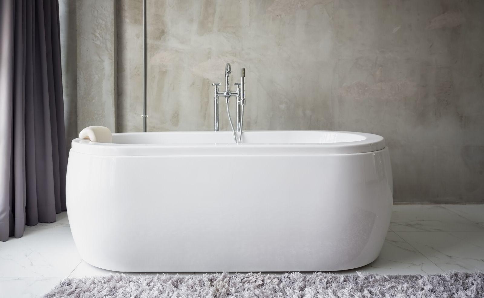 Badewanne größe