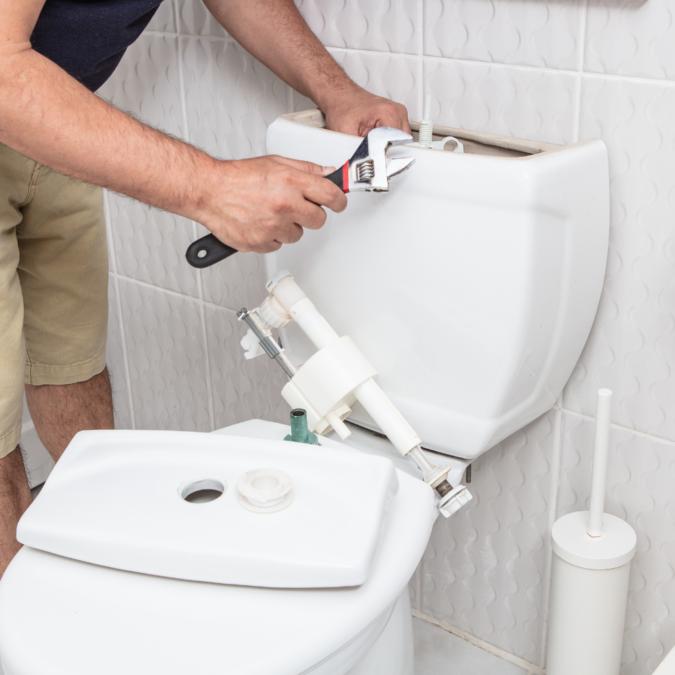 WC-Spülkasten reinigen: Schritt für Schritt Anleitung