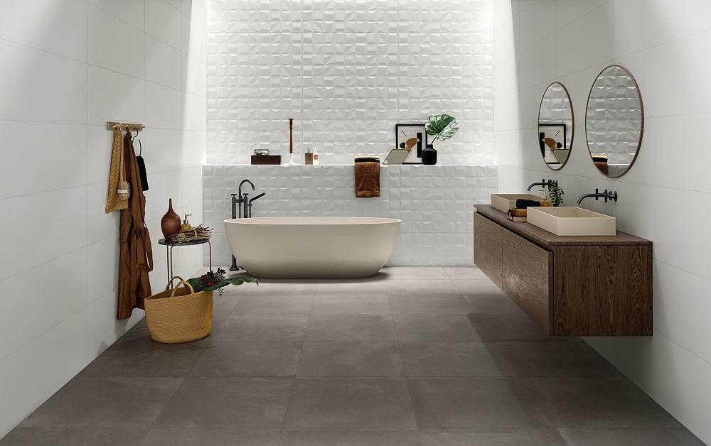 Badtrends 2021: Einrichtungstrends & Ideen fürs neue Badezimmer. Quelle: Tenne Bad & Fliesen