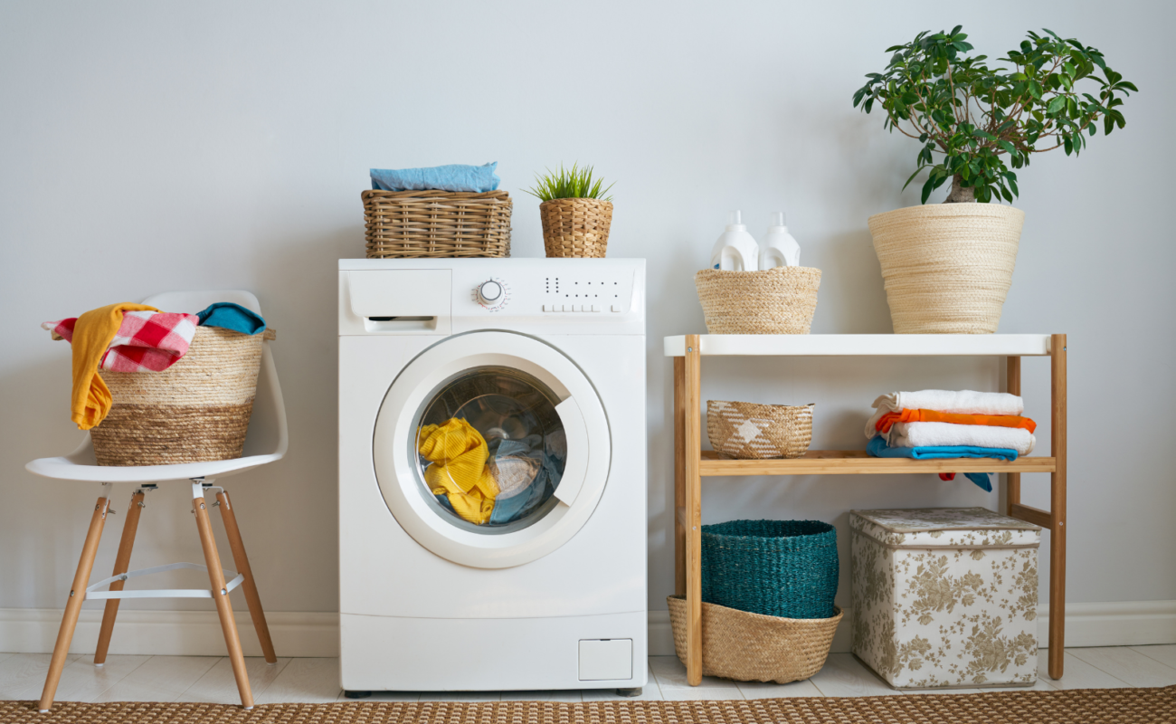 Wie viel Strom und Wasser verbraucht eine Waschmaschine?
