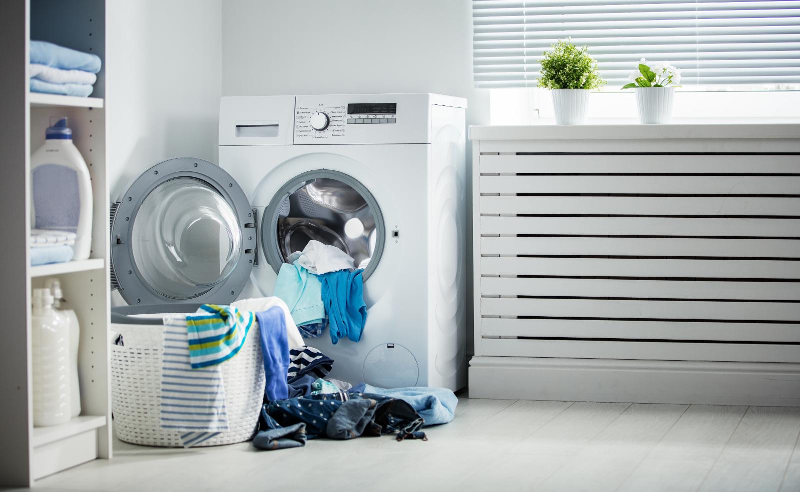 Waschmaschine zieht kein Wasser - Was tun?