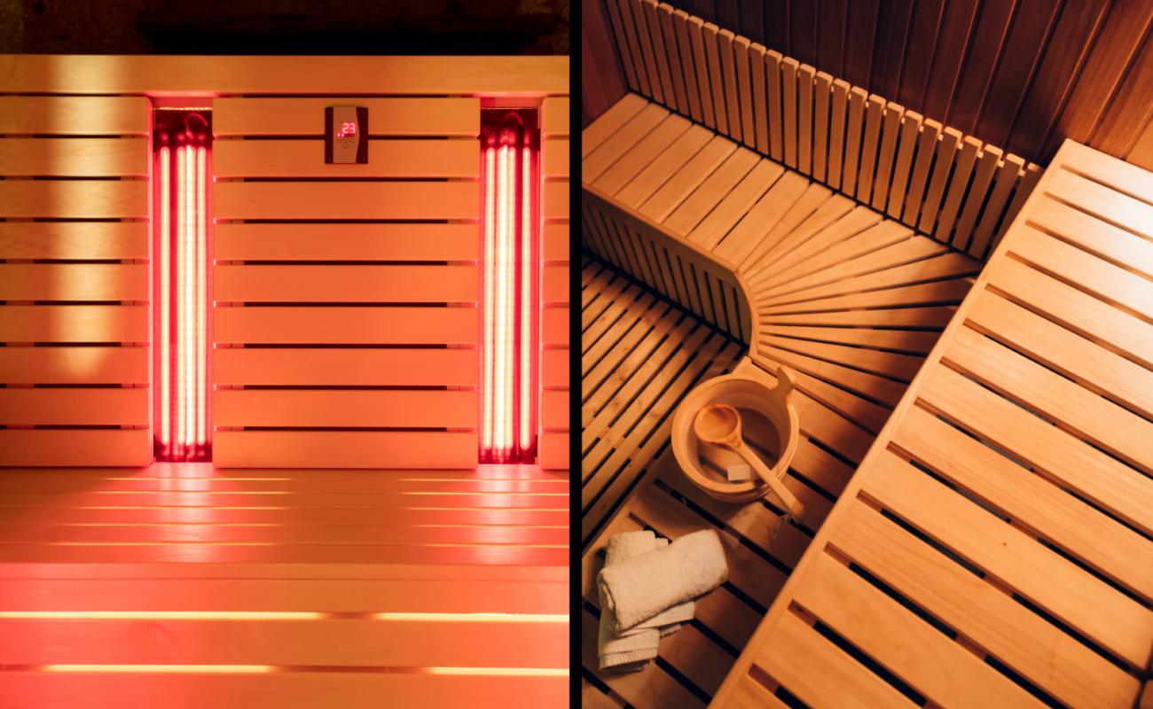 Infrarot oder Sauna: Was ist besser?