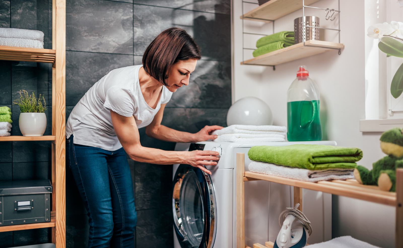 Streitkt die Waschmaschine, kann das viele Nerven kosten