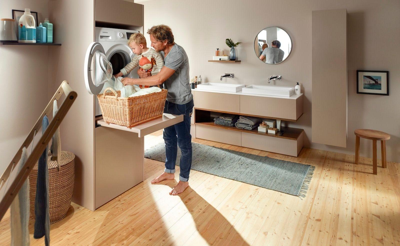 Blum Tablar fürs Badezimmer
