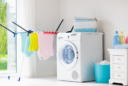 Waschmaschine verliert Wasser - Was tun?