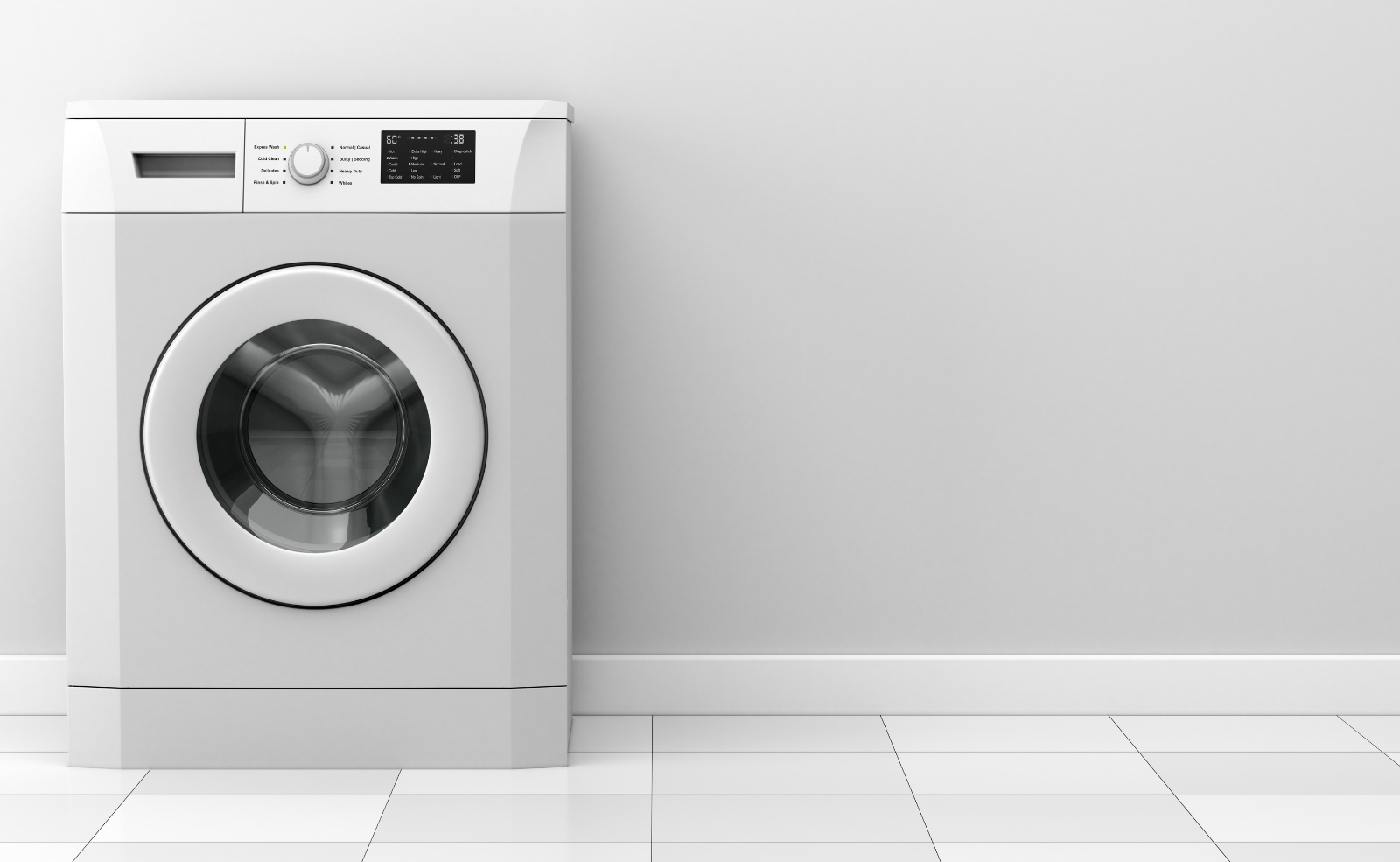 Waschmaschine liegend transportieren - Geht das?